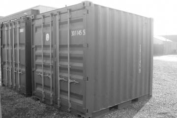 Materiaalcontainer 10ft.