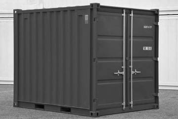 Materiaalcontainer 8ft.